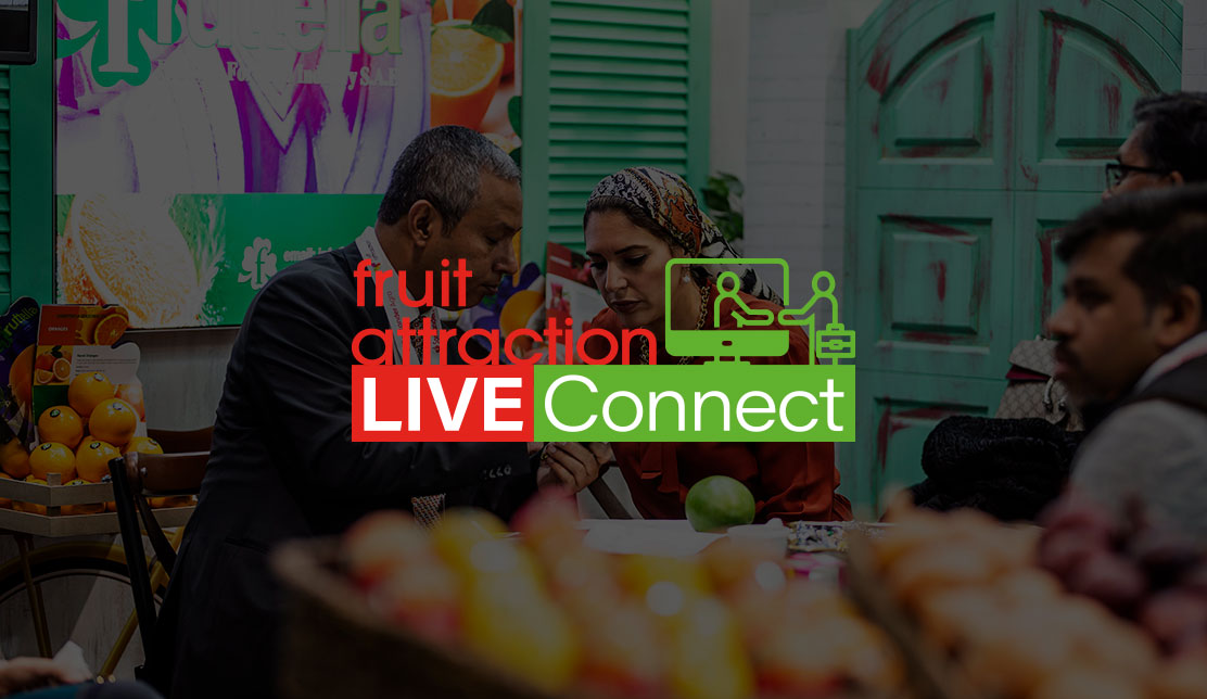 Fruit Attraction LIVEConnect to remain active and open