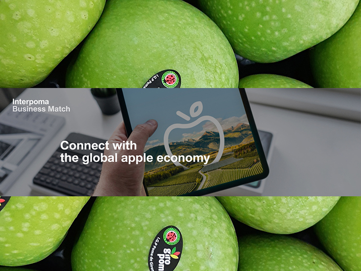Interpoma Business Match to connect the apple sector
