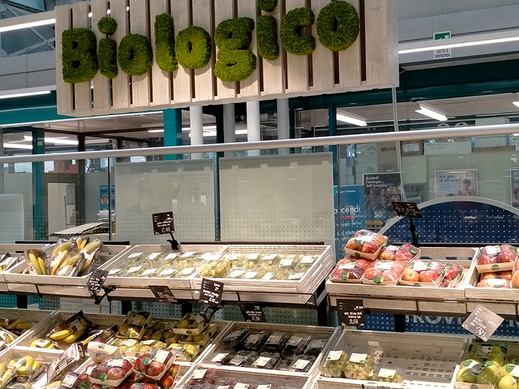 143% increase in Italy's online sales of organic produce © Eurofresh Distribution