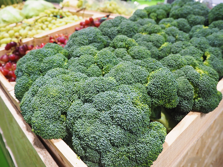 Growth in demand for fresh produce slows