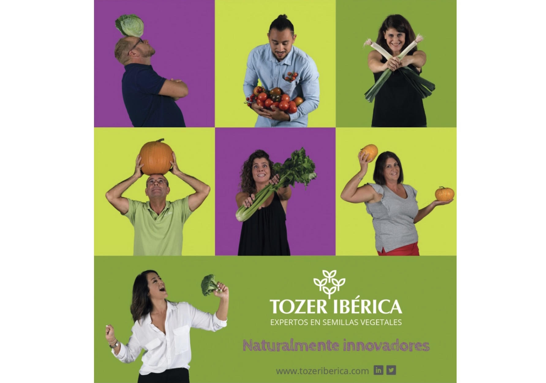 Tozer Seeds Ibérica launches first promotional campaign in Spain