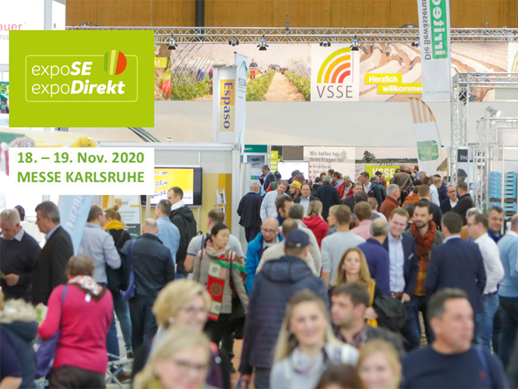VSSE forced to cancel expoSE and expoDirekt 2020 trade fairs