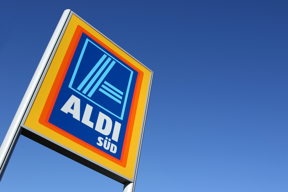 Aldi ccontinues to expand in Italy © Shutterstock