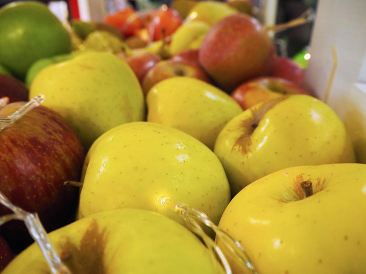 First Polish apples land in Taiwan © Eurofresh Distribution