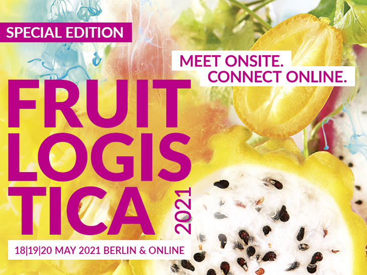 Fruit Logistica Special Edition 2021 well received by fruit and vegetable industry © FRUIT LOGISTICA