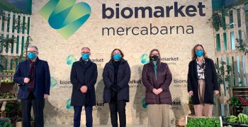 Sector hails opening of Biomarket