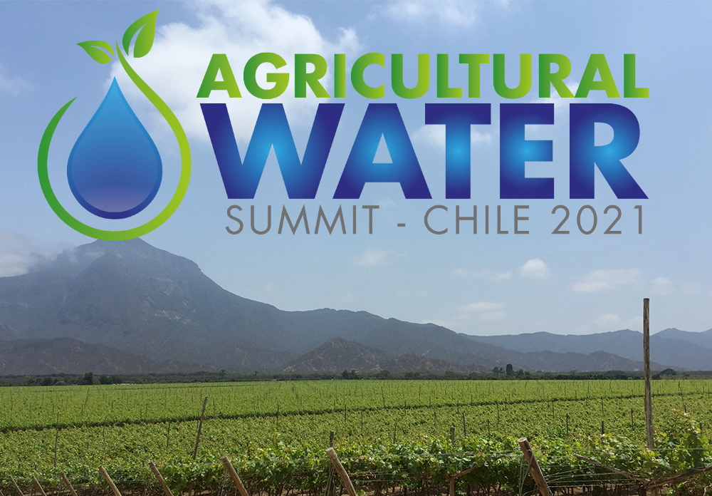 First Agricultural Water Summit to be held in Chile in April