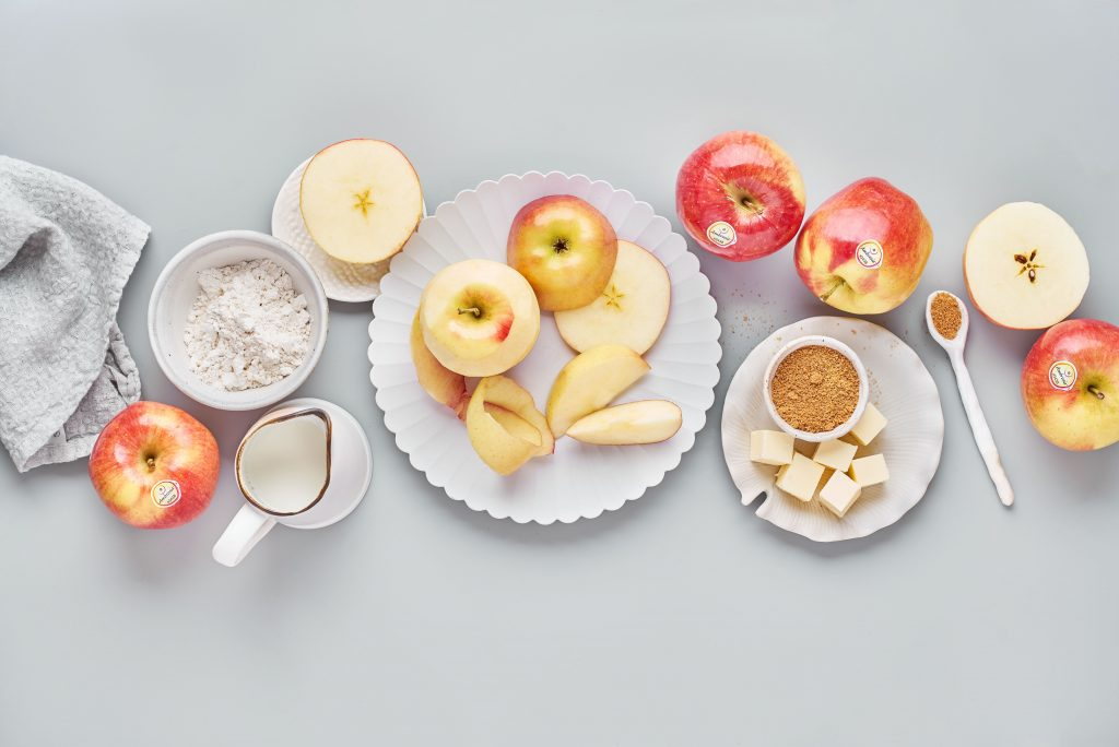 Ambrosia ™ delights our palates with tasty apple-starring recipes