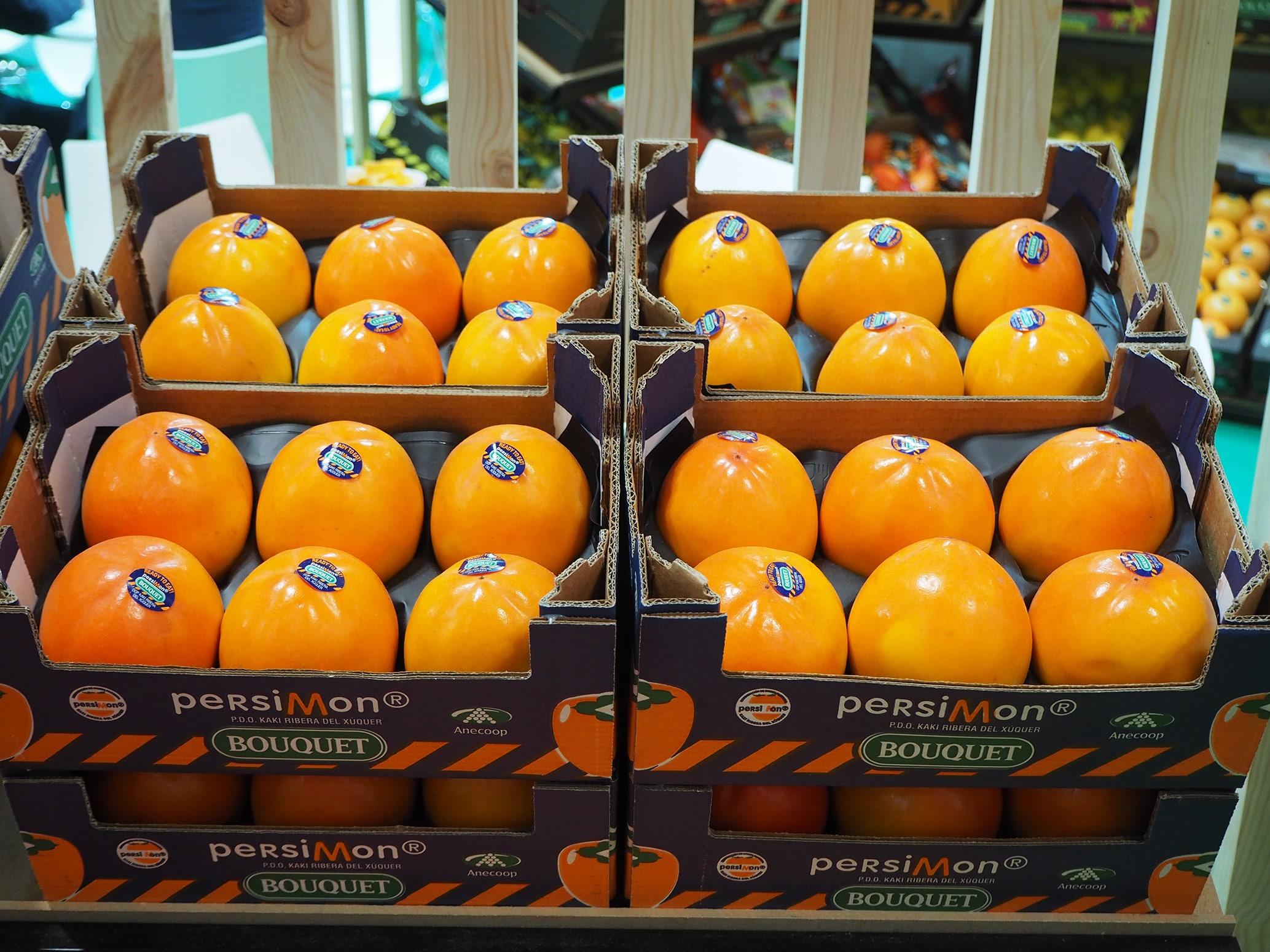 Spanish citrus and persimmon gain access to Peruvian market