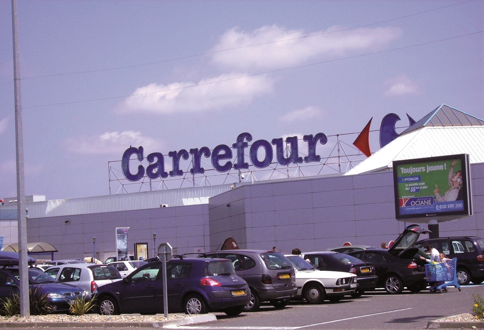 French government opposes take-over of Carrefour