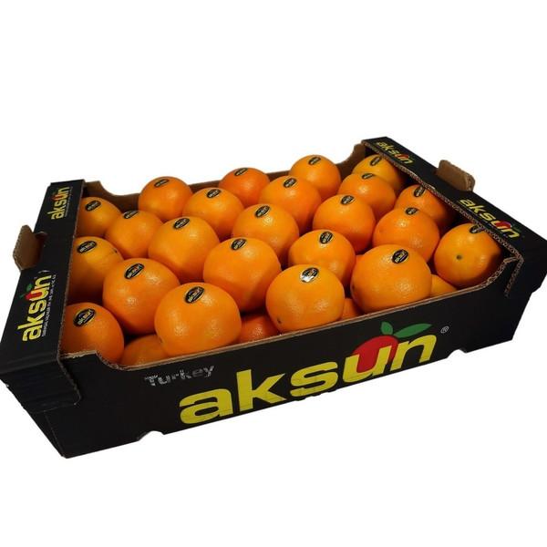Turkey expects smaller citrus crop