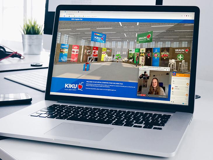 KIKU® holds virtual exhibition © KIKU®