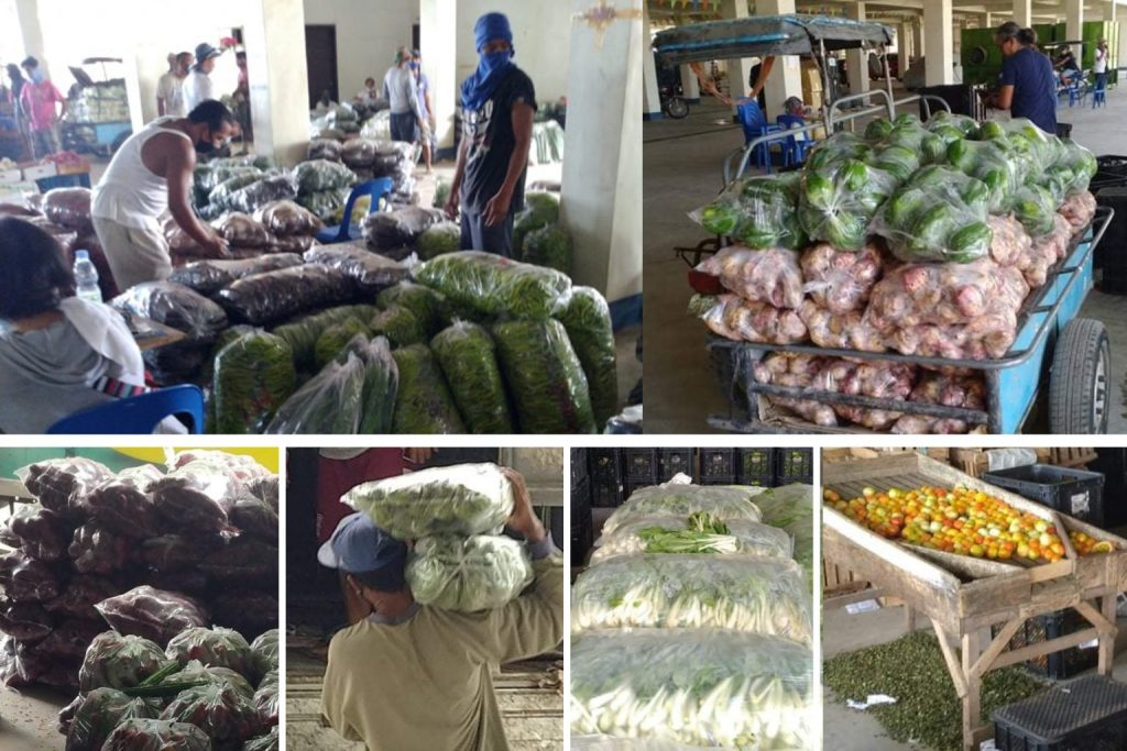 Philippines experience vegetable shortage