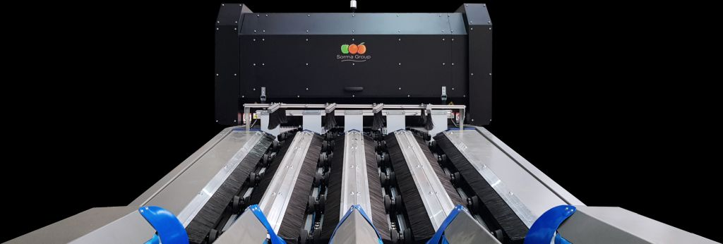 Sorma Group launches HyperVision, the new high-tech platform for SormaTech optical sorting machines
