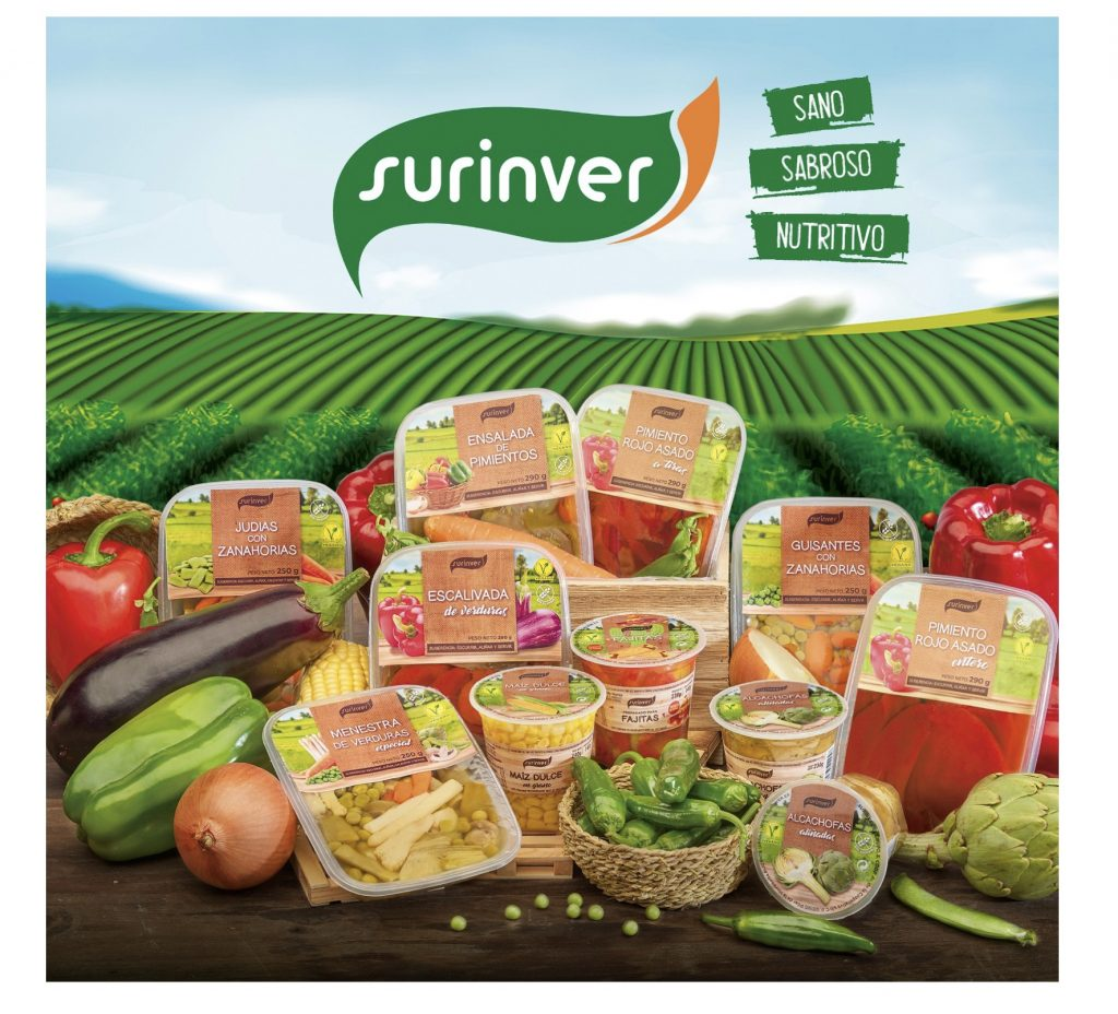 Surinver offers fresh organic products and a convenience range