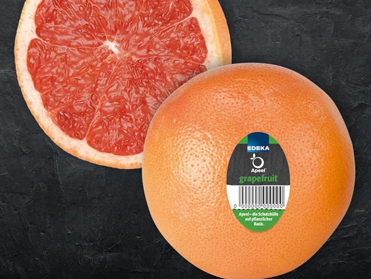 Edeka expands Apeel to grapefruits and lemons © Edeka