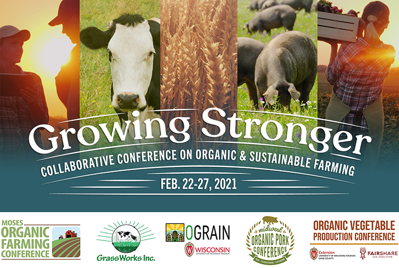 Organic Vegetable Production Conference