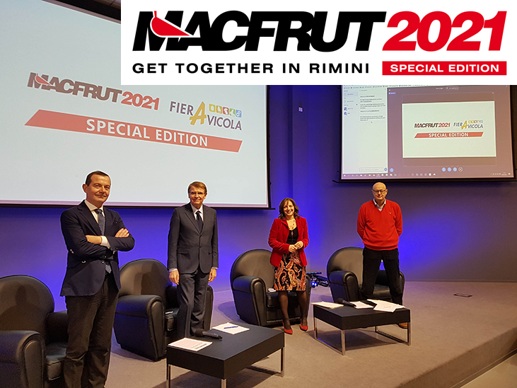 Macfrut 2021: a truly special edition © MACFRUT