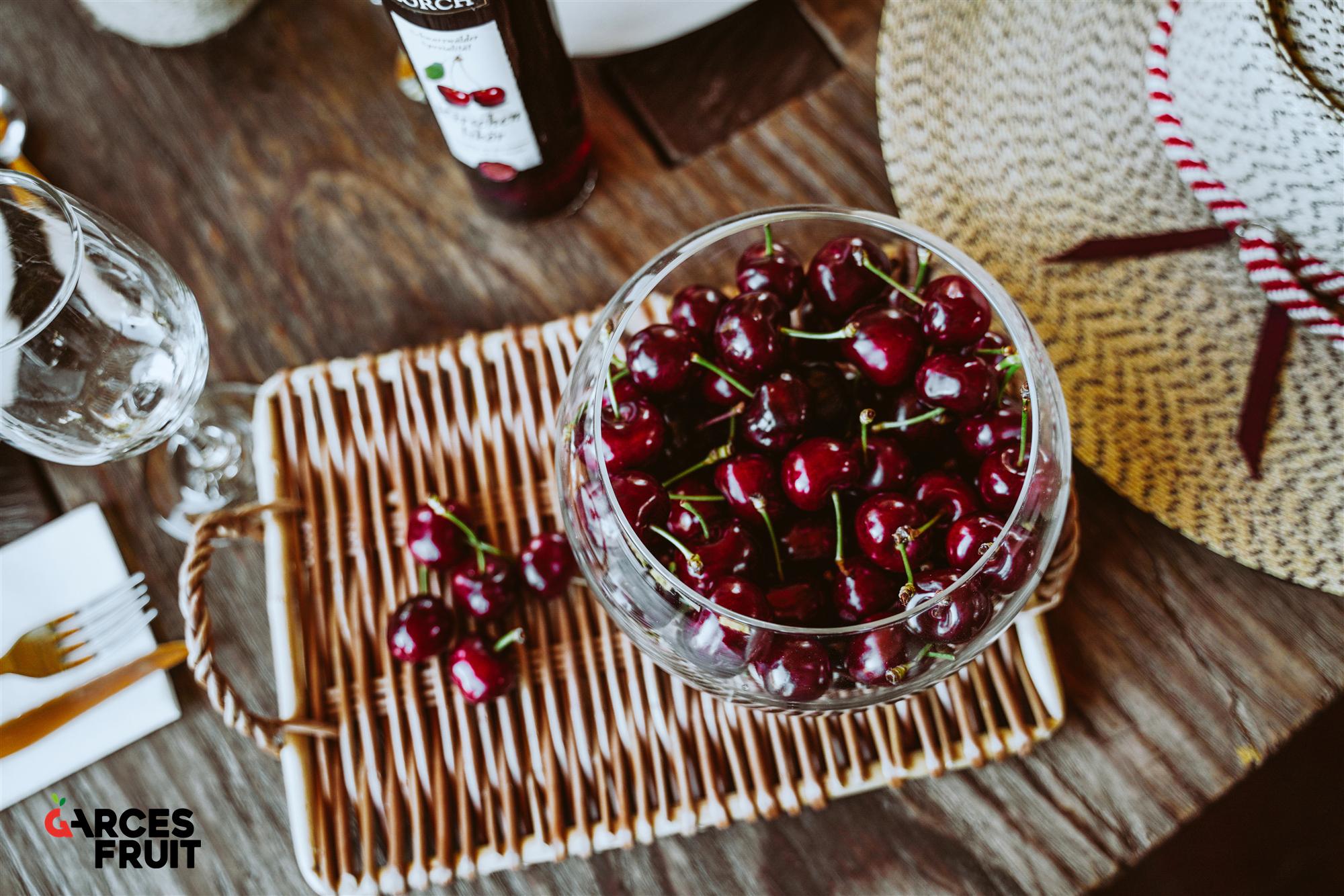 Terrible week for Chilean cherries