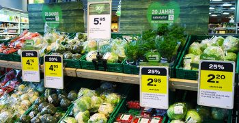 Germans consuming more organics