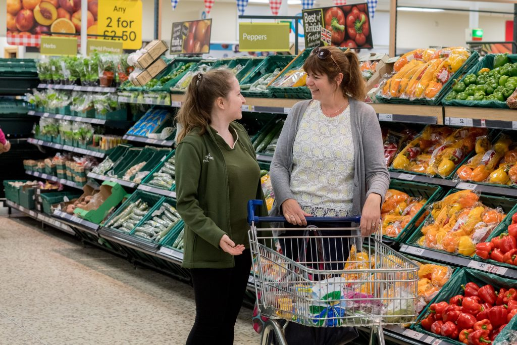 Tesco commits to selling more healthy food