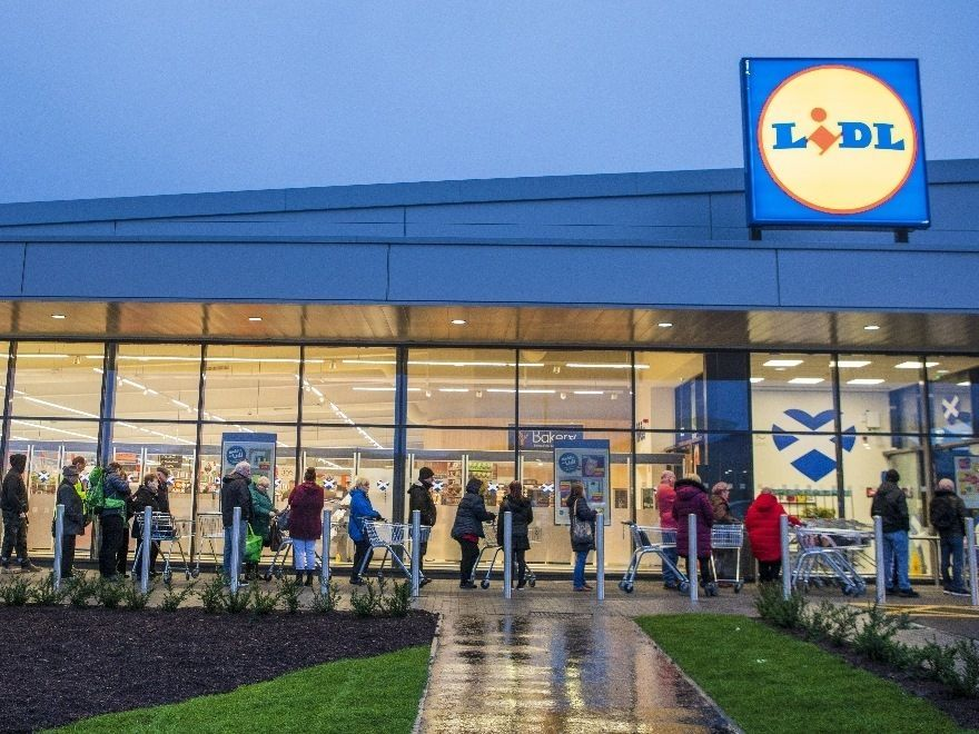 Lidl reports losses following heavy investments