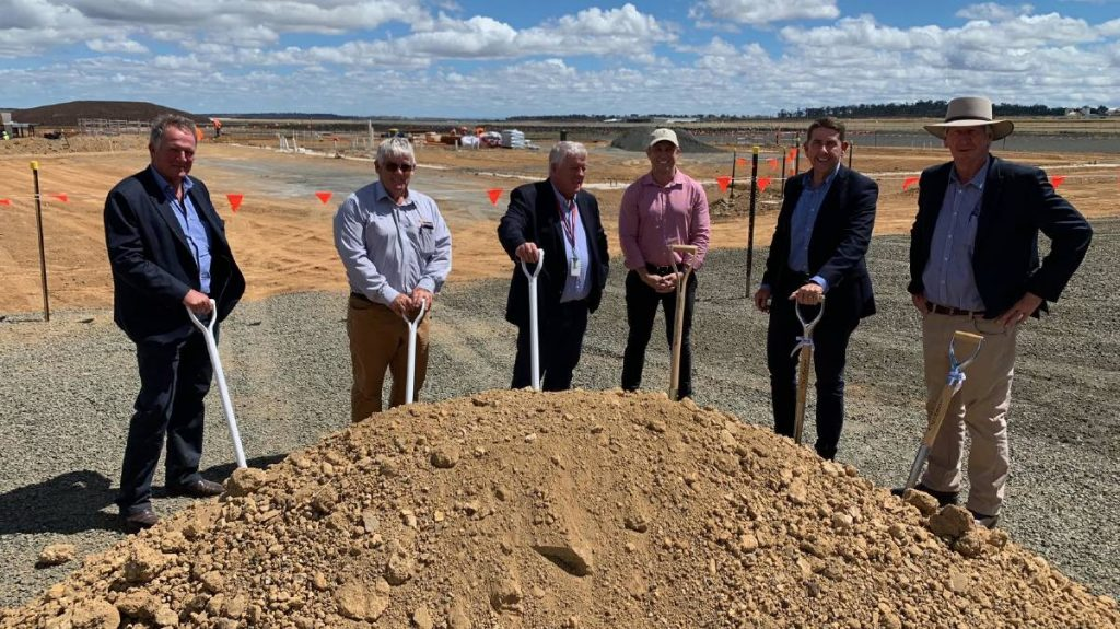 Queensland's Toowoomba distribution centre to open this year