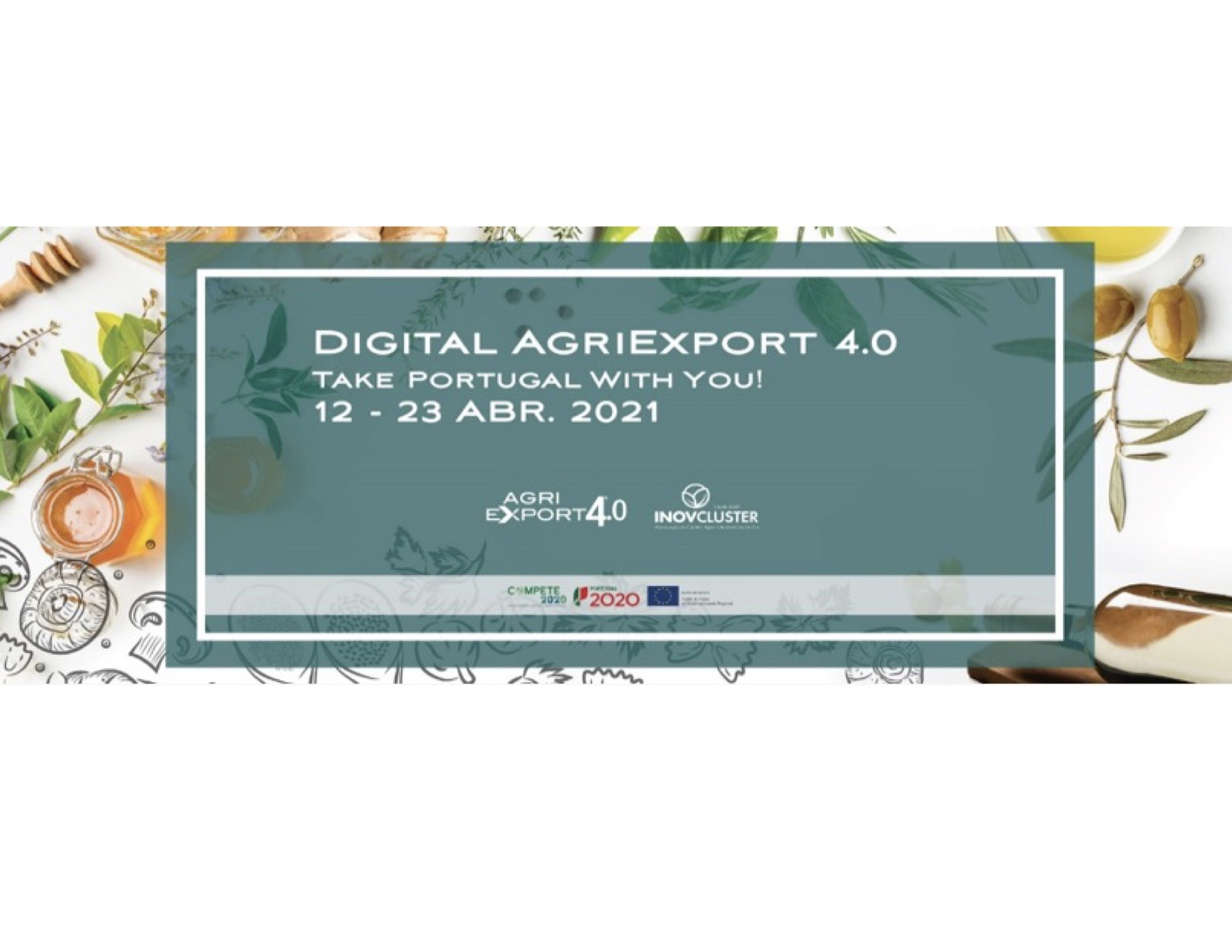 DIGITAL AGRIEXPORT 4.0 International Meeting take Portugal with You