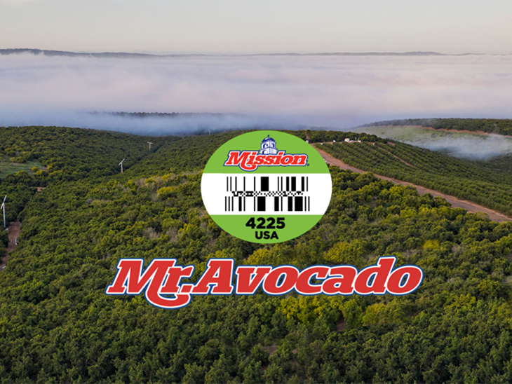 First Californian avocados land in China © Mission Produce