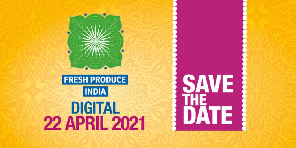 Fresh Produce India to be held online in 2021