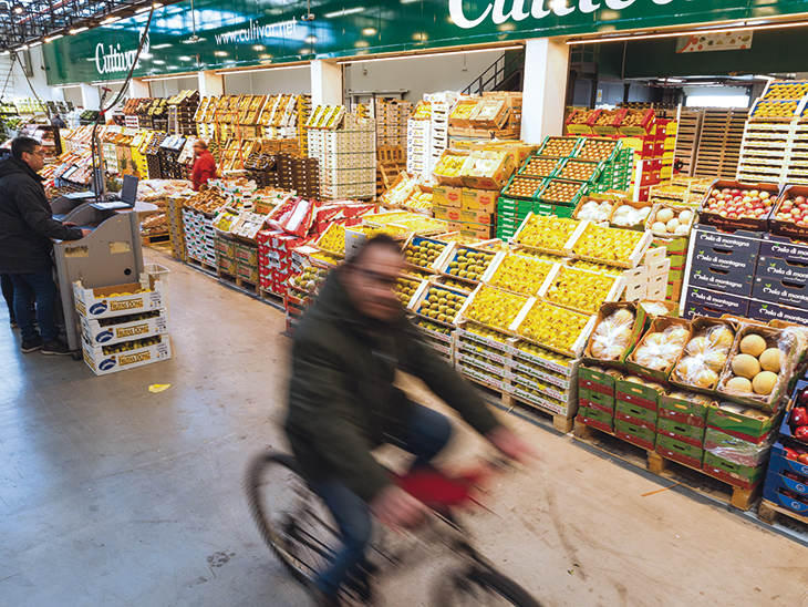 EU allocates extra funds to promote fruit and vegetable consumption ©MERCABARNA