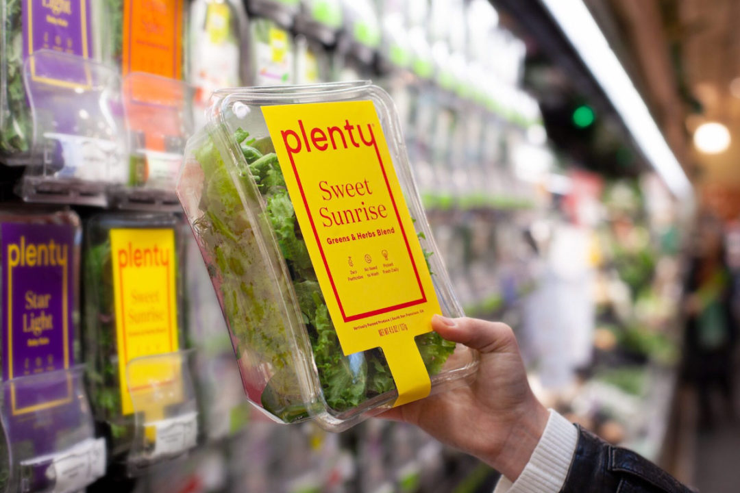 Safeway sources from vertical farms
