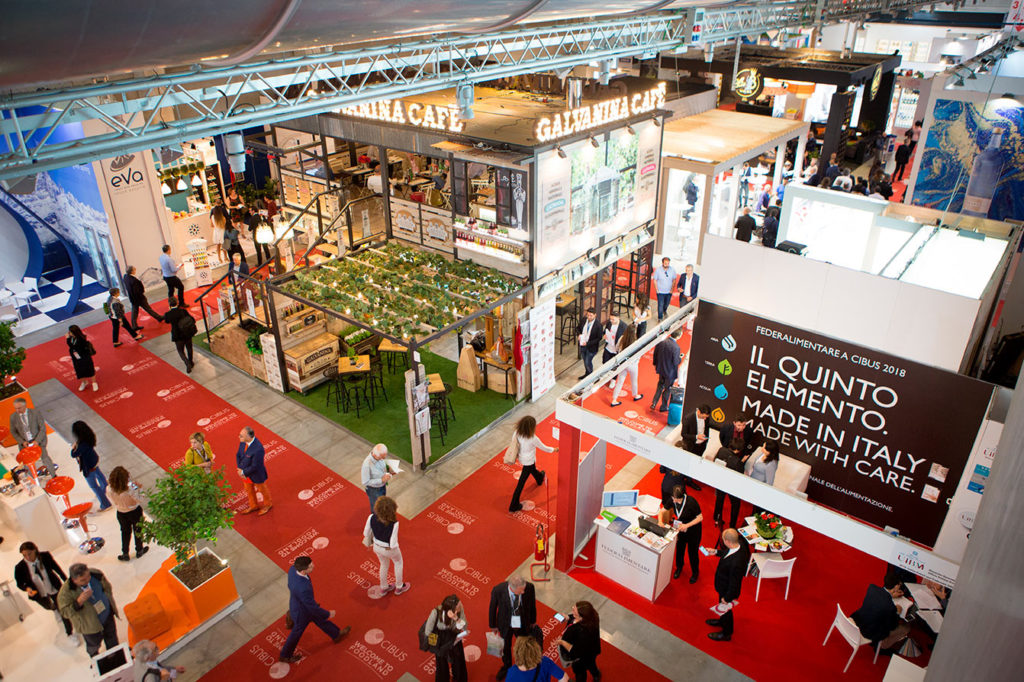 Cibus 2021 to restart the Italian food sector in early September © Cibus