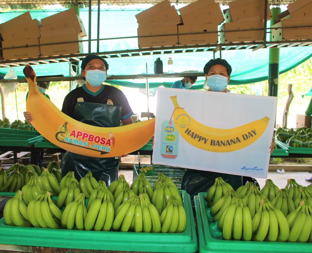 World Banana Day: celebrating the second most consumed fruit in the world!