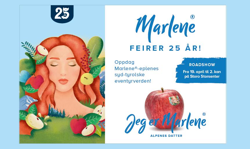 Marlene®: an intense international TV, digital and social media campaign gets underway