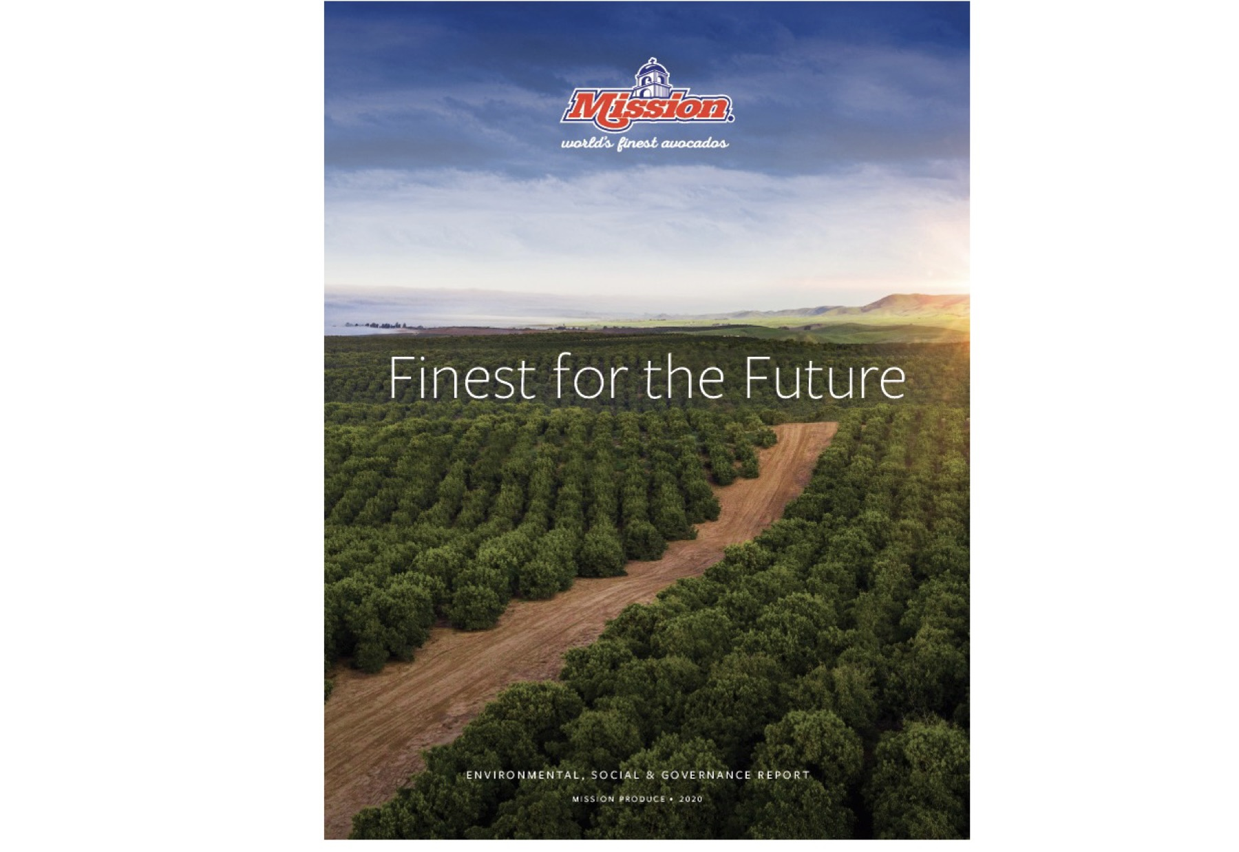 Mission Produce report highlights commitment to sustainable farming and waste reduction