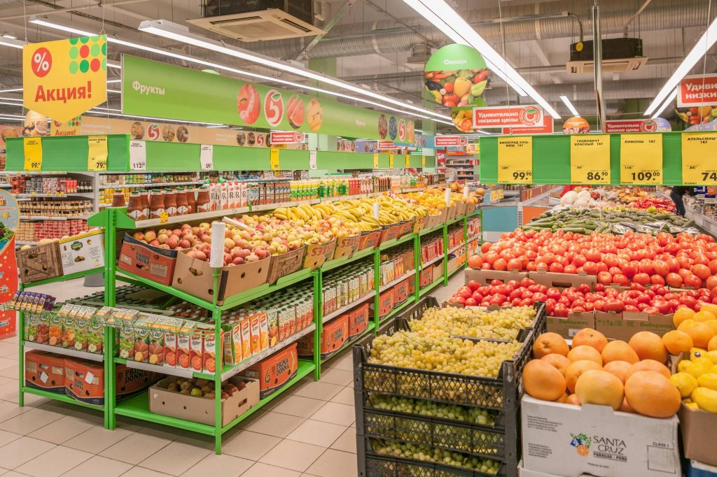 FMCG market in Russia overcomes consolidation stage
