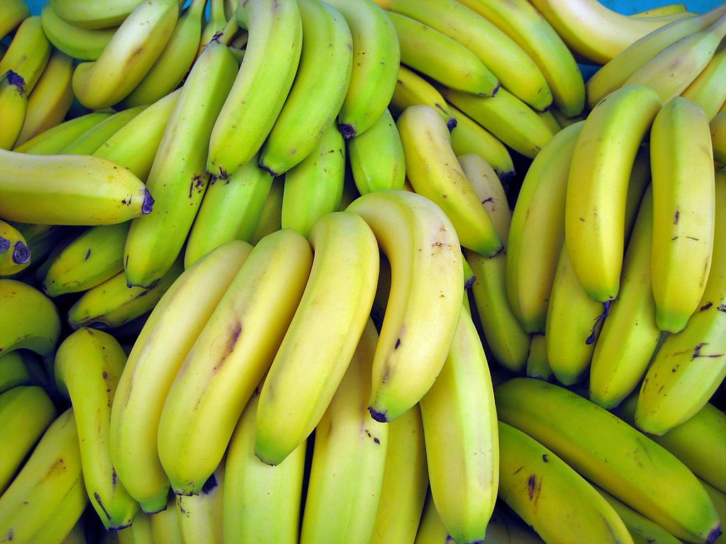 Philippines bananas being squeezed out of Chinese market © Marlith (Creative Commons)