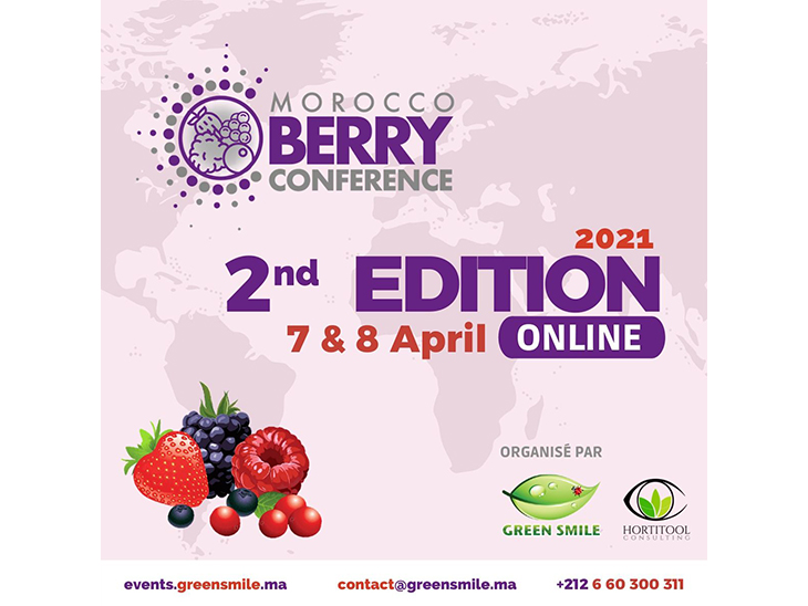 Second edition of Morocco Berry Conference attracts international audience