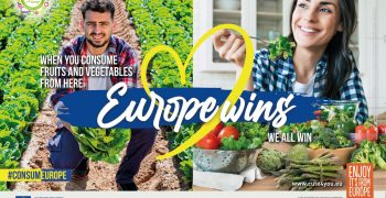"FruitVegetablesEUROPE and EU launch ""CuTE-4 You"" campaign"