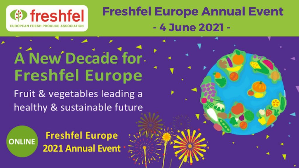 Freshfel to celebrate its 20 years at 2021 Annual Event