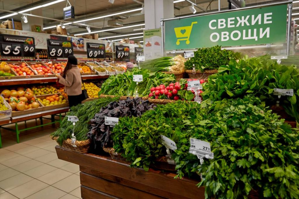 The merge of two large Russian retailers is announced for this summer