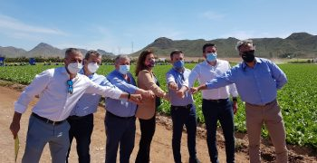 Murcia and Almería unite to defend farming in south-eastern Spain