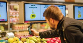 Spar harnesses power of technology so strengthen supply chain and reduce waste