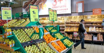 Carrefour posts record turnover