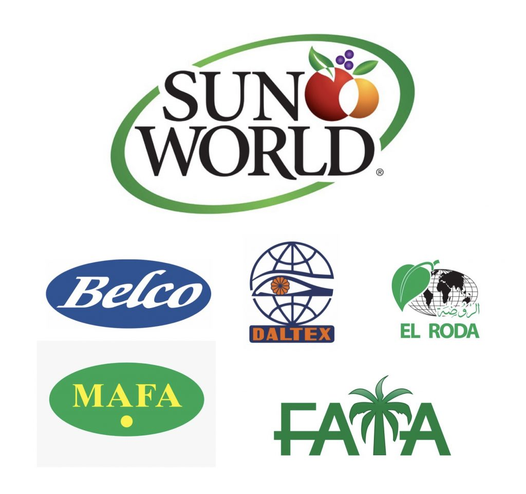 Sun World Expands Footprint in Egypt and Italy Grants Eight Licenses in Key Markets Targeted for Growth