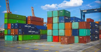 Record high container rates on Asia-Europe routes