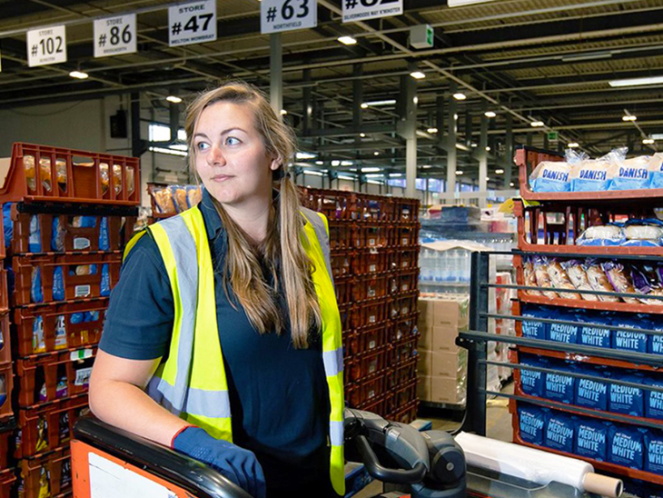 Aldi vows to guarantee living wages and living incomes in its supply chains © Aldi UK