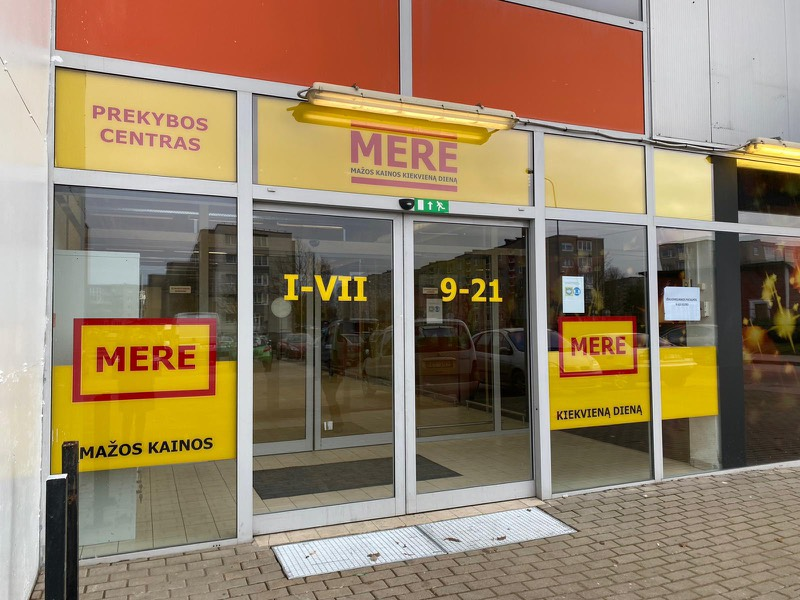 Competition heats up among UK discounters © MERE RETAIL