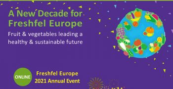 Freshfel Europe Annual Event 2021: full programme released